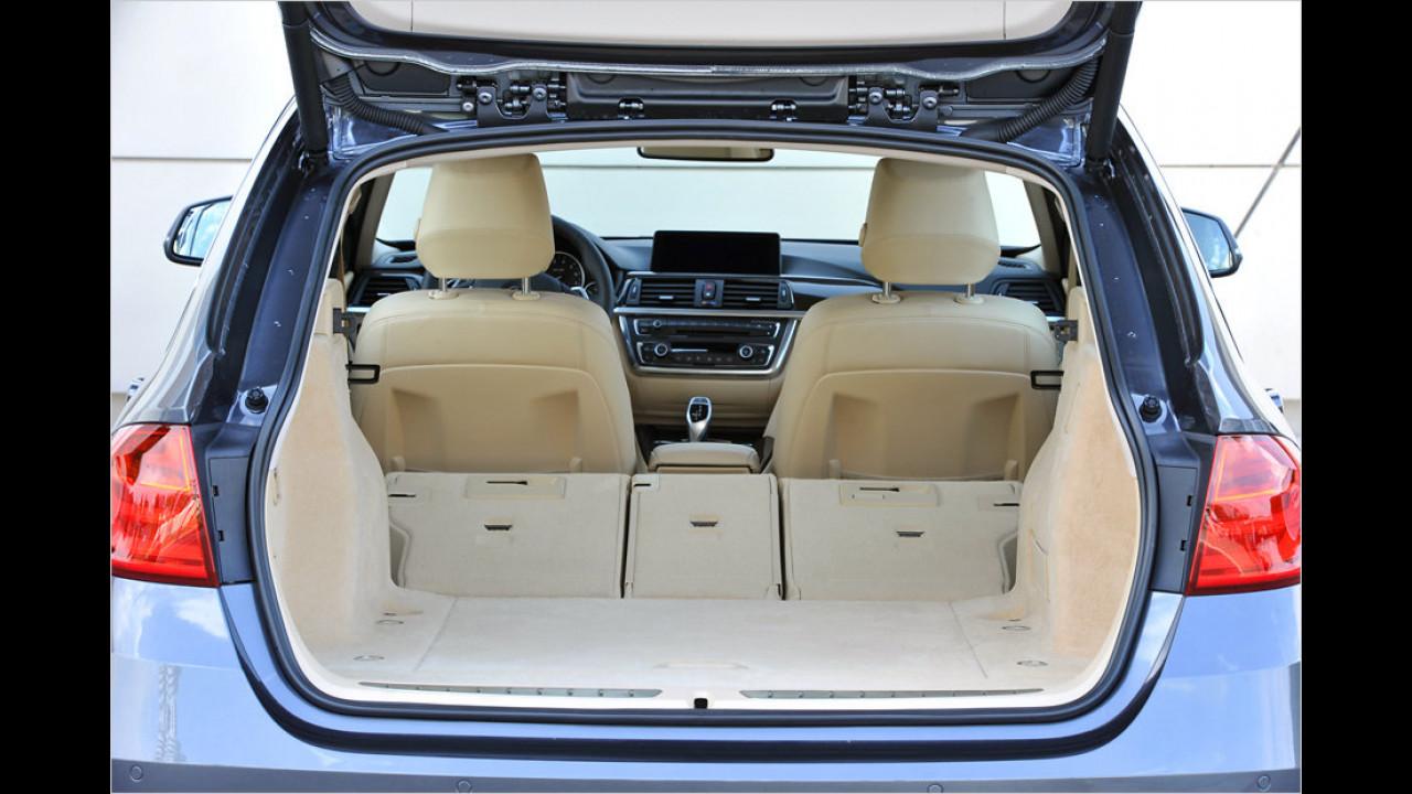 BMW Alpina B3 Biturbo touring