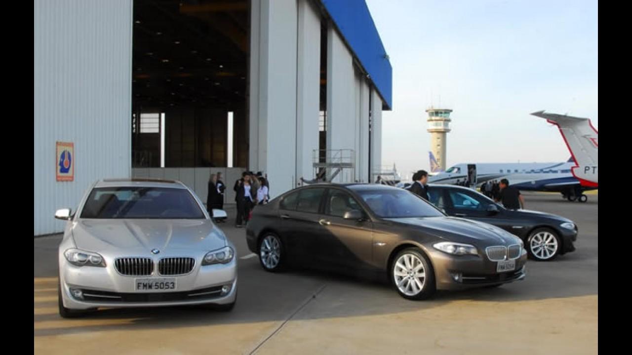 BMW comemora em março recorde de vendas em um único mês