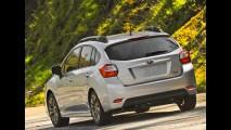 Novo Subaru Impreza 2012 é revelado - Veja fotos das versões sedan e hatch