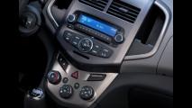 Detroit: Novo Aveo é lançado como Chevrolet Sonic 2012 nos Estados Unidos