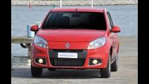 Renault já oferece Sandero 2012 com câmbio automático por R$ 43.490