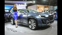 Salão SP: Subaru traz conceito VIZIV 2 e sedãs esportivos WRX