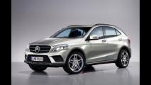 Surgem novas projeções do futuro Mercedes GLA