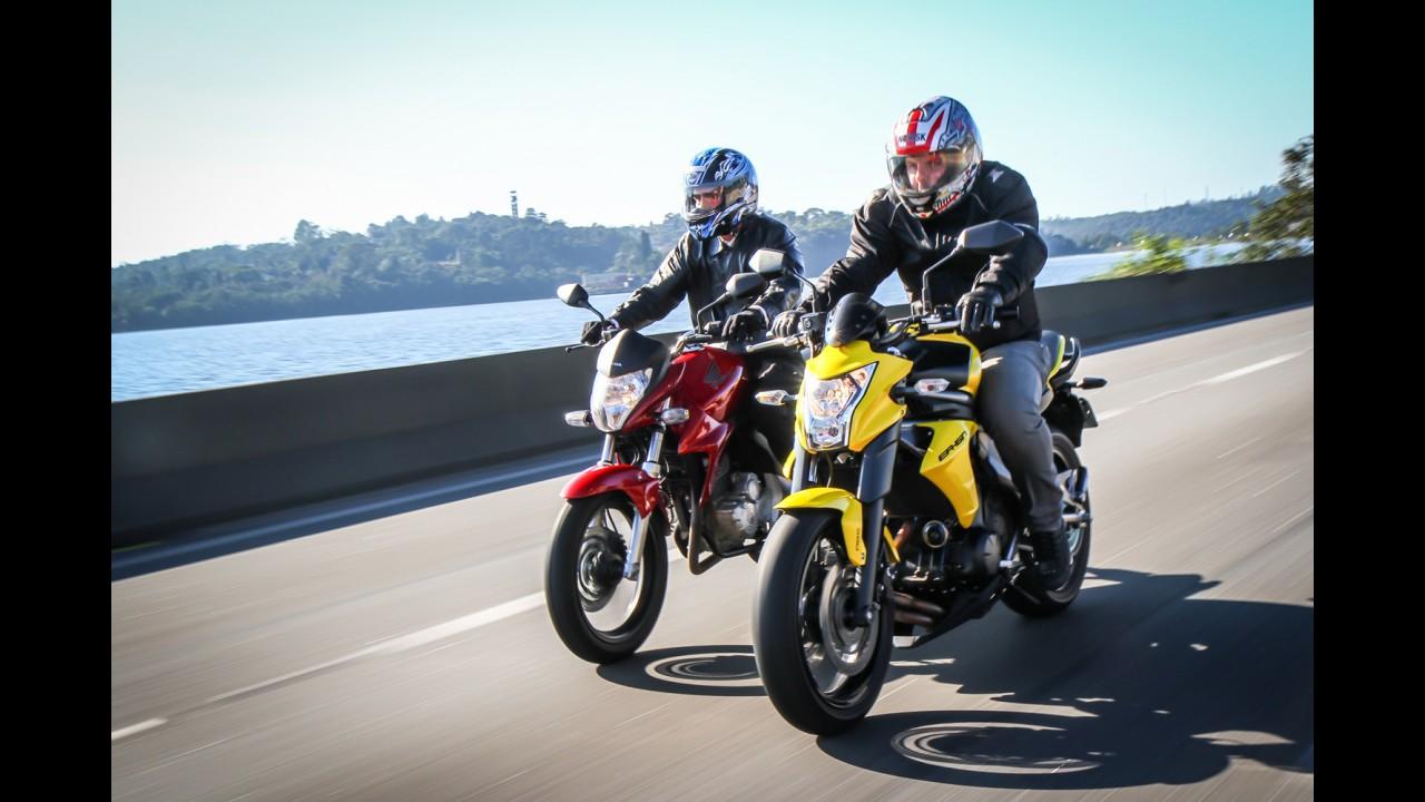 Andar de moto traz felicidade, revela pesquisa