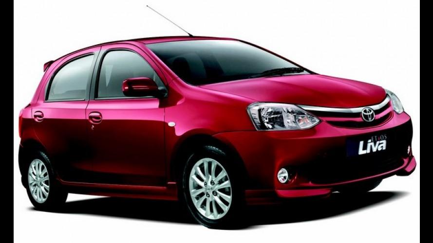 Toyota vai lançar o compacto Etios na Indonésia