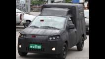 Flagra: nova Fiat Fiorino vem aí - utilitário deve ser lançado em 2014