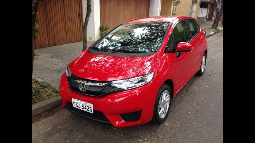 Garagem CARPLACE#1: Honda Fit LX tem conjunto eficiente, mas destoa na cabine