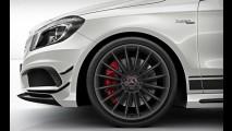 Mercedes A45 AMG Edition 1: ainda mais esportivo