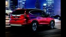 Honda CR-V 2015: veja as primeiras fotos da versão reestilizada para a Europa