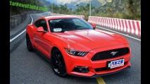 Cotado para o Brasil, novo Mustang desembarca na China por R$ 166 mil