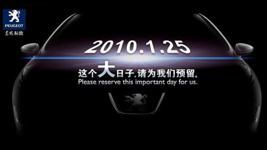 Novo Peugeot 308 Sedan será apresentado oficialmente em janeiro na China
