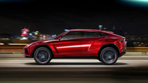 Lamborghini crossover officially announced, arrives in 2018