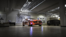 Fisker Atlantic plug-in hybrid design prototype