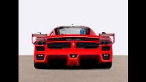 Ferrari FXX, quella firmata da Schumacher