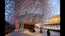 Jaguar XE all'EXPO 2015