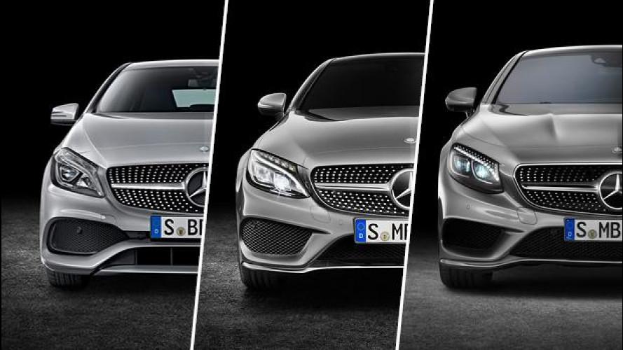Mercedes, una faccia una razza (che piace)