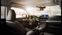 Lexus CT Hybrid restyling 2017