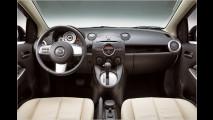 Mazda 2 mit Stufe