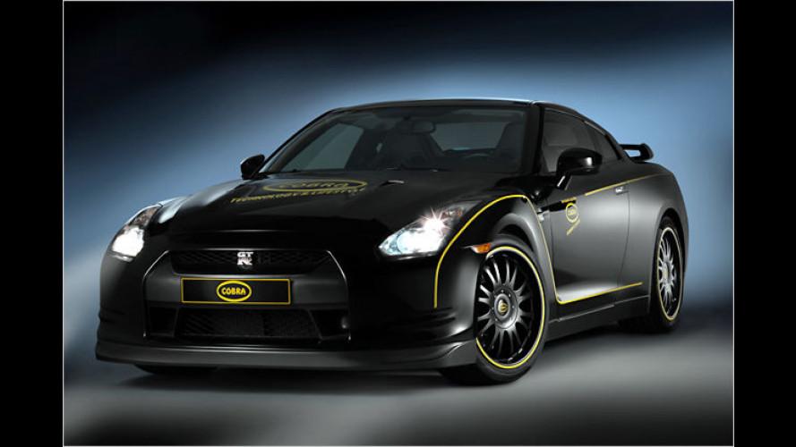 Kraftspritze: Cobra spendiert dem Nissan GT-R mehr Power