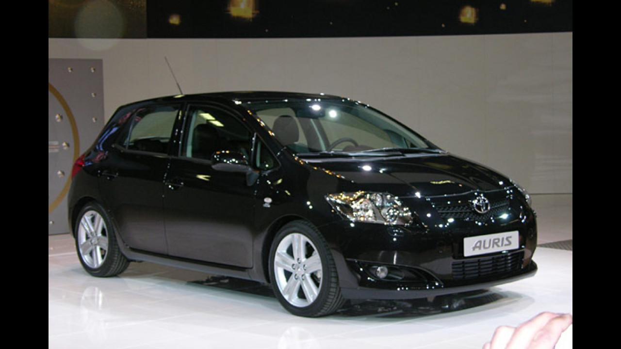 Toyota Auris (Bologna 2006)