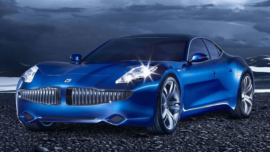 Fisker Karma Production Starts Late 2009 in Finland