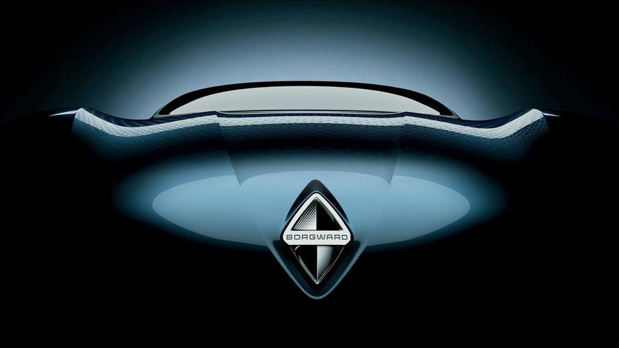 Borgward yeni bir konsept tanıtacak