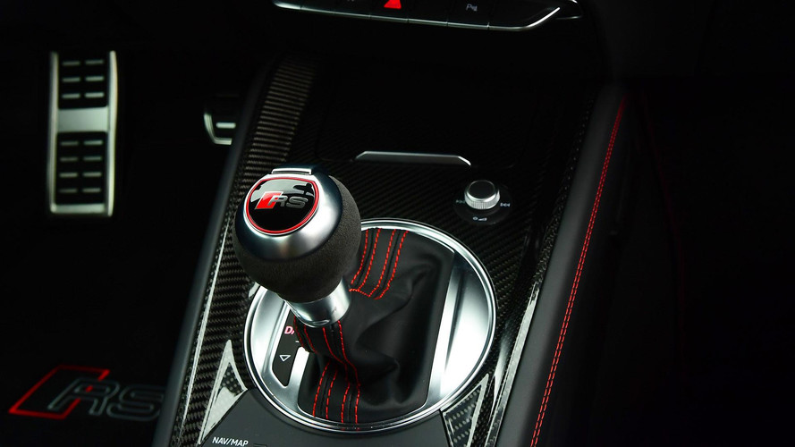 what new cars have manual transmissions