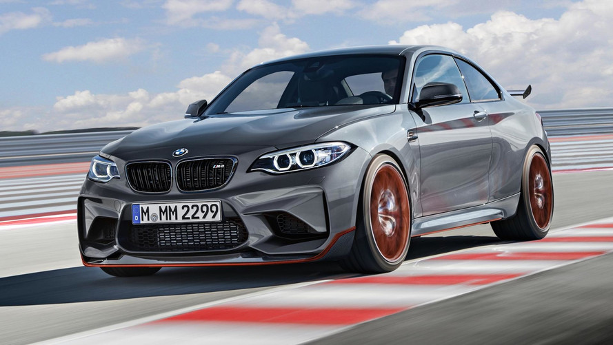 BMW M2 CSL Rendered With Added Aero Upgrades