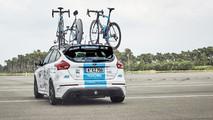 La Ford Focus de la Sky pour le Tour de France