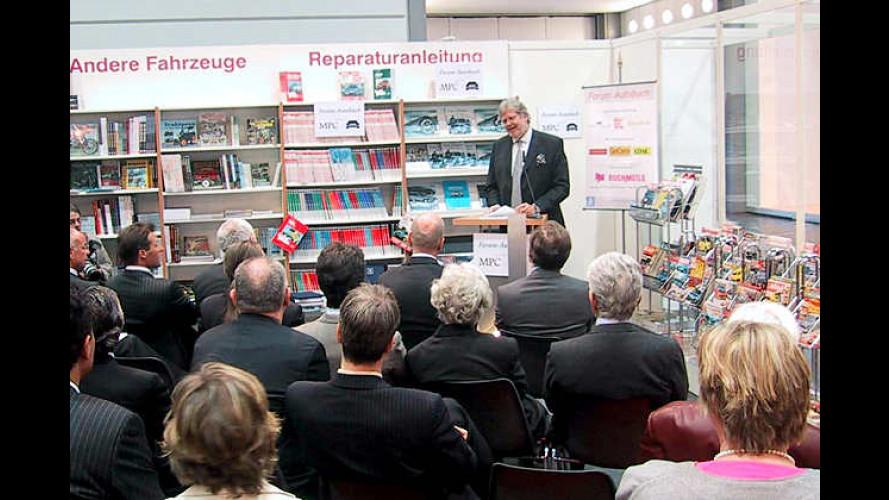 Erfolgreiche Premiere: MPC-Autobuch-Preis 2005