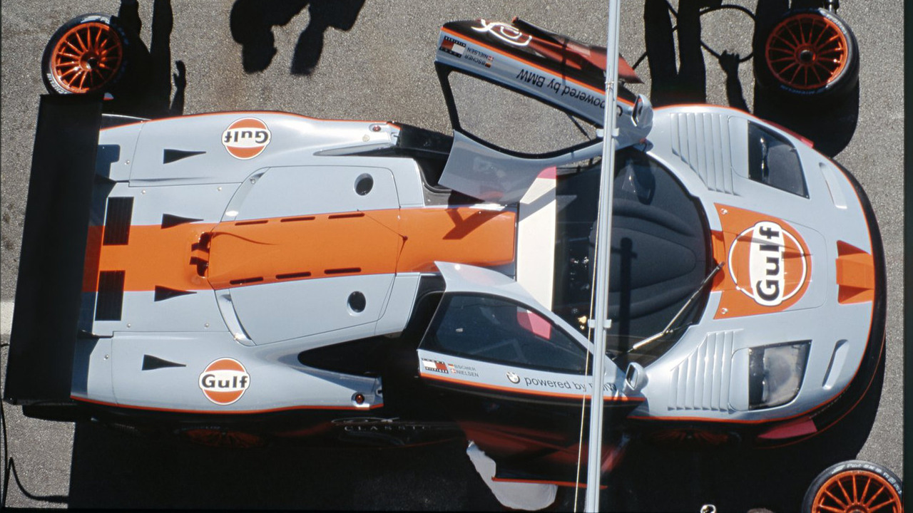 McLaren F1 GTR Longtail