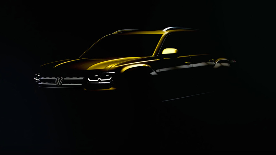 Le nouveau SUV Volkswagen ne se cache presque plus
