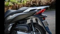 Volta rápida: Honda SH300i quer ser scooter