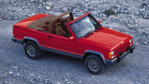 1990 Jeep Freedom concept