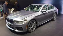 Novo BMW Série 5 Sedan - Detroit