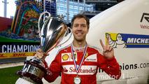 Winner Nations Cup, Sebastian Vettel