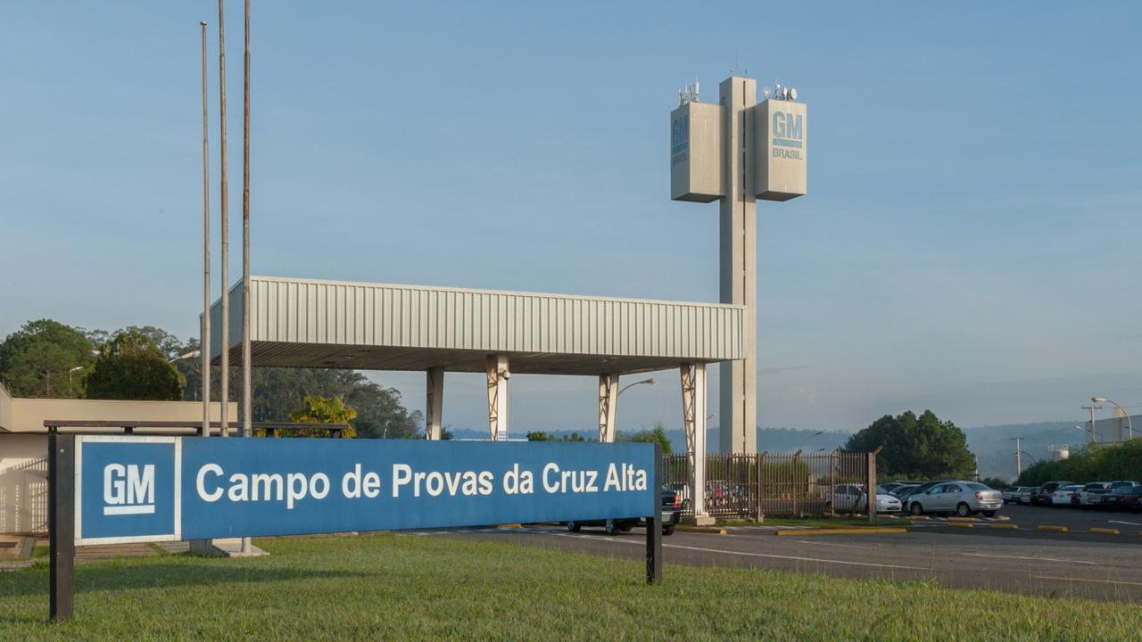 GM 92 anos no Brasil