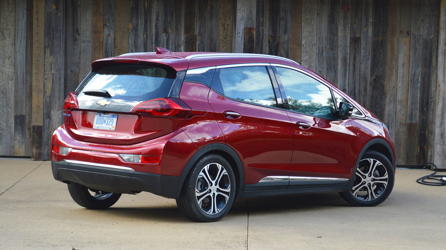 2017 Chevrolet Bolt: First Drive