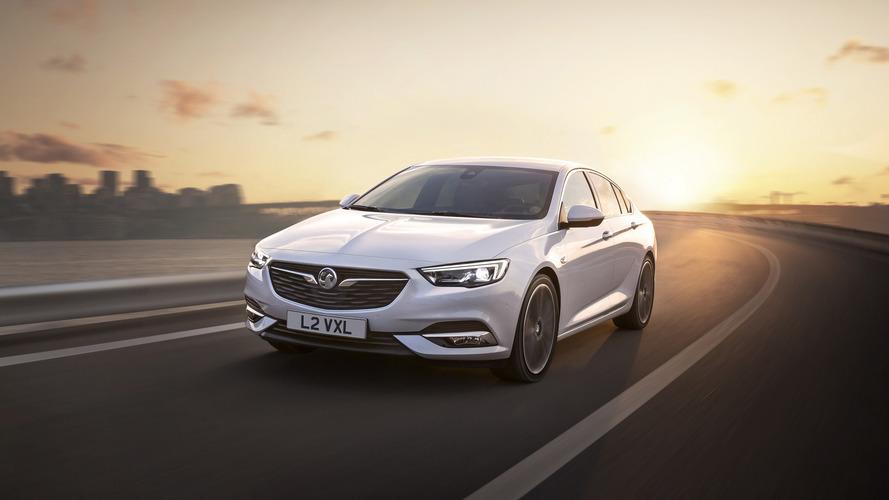 Karşınızda 2017 Opel Insignia Grand Sport