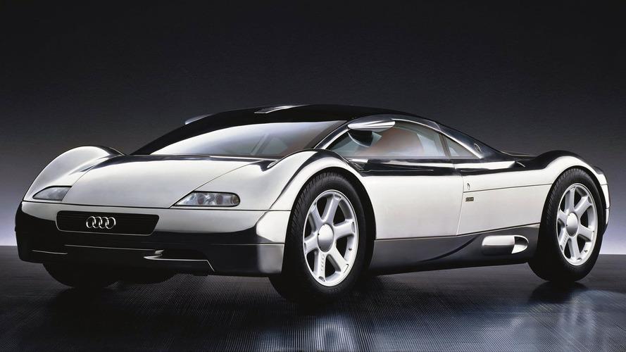 Concept We Forgot: 1991 Audi Avus Quattro