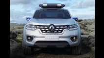 Renault Alaskan é prévia de picape média que deve ser feita na Argentina - veja fotos