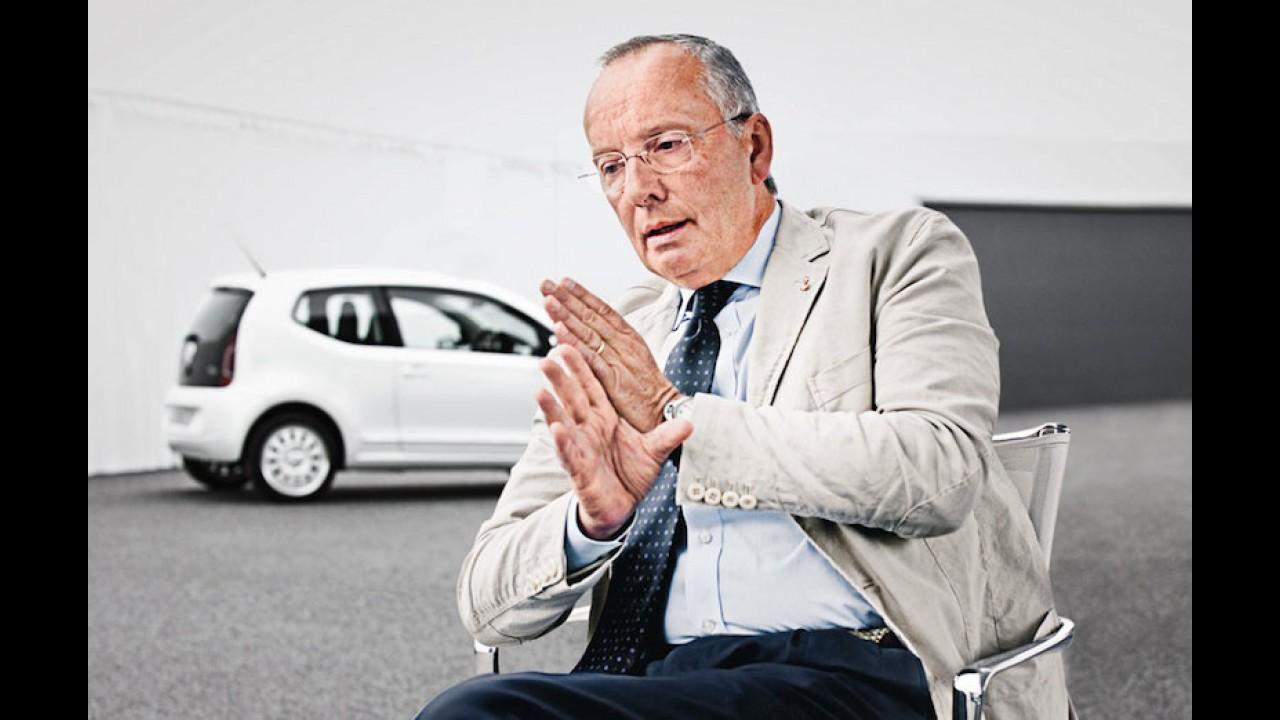 Walter De Silva assume presidência do Italdesign após saída de Giugiaro