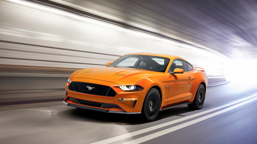 La Ford Mustang s'offre un restylage