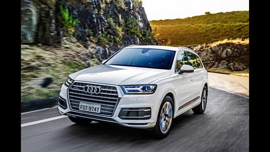 Novo Audi Q7 com