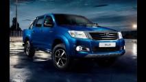 Toyota Hilux atual começa a se despedir com série especial