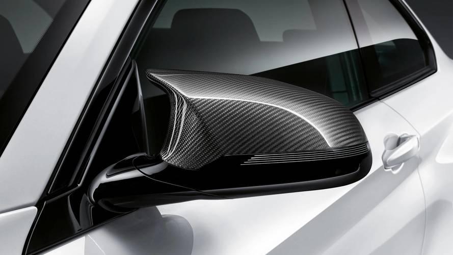 BMW M2 Competition avec les accessoires M Performance
