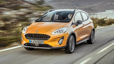 2018 Ford Fiesta Active first drive: Small but high