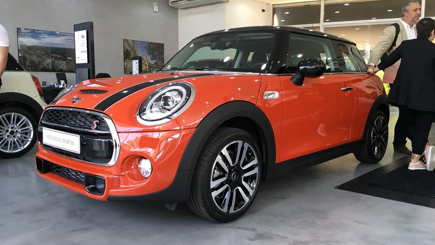 Mini Cooper 2019 - Apresentação no Brasil