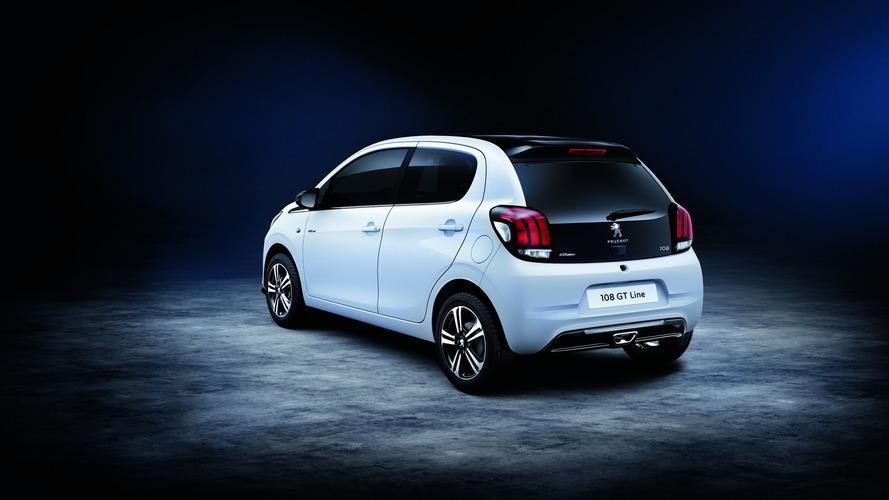 Peugeot 108 mise à jour
