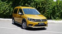 2018 Volkswagen Caddy 2.0 TDI Alltrack   Neden Almalı?